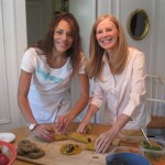 Nancy Addision cooking lesson nutritional therapist