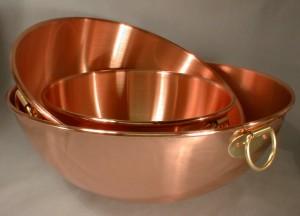 Copper-Bowls