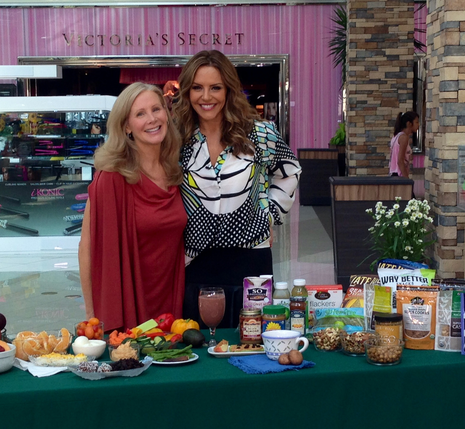 Nancy Addison, author, nutrition expert and chef,  talks with Lisa Pineiro about healthy children's snacks.